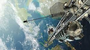 Un elevador espacial para el 2020?