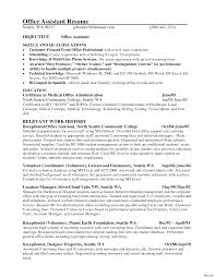 Office Assistant Resume Office Manager Admin Modern 100 Resumes For Assistants Resume Job 6