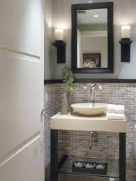 Half Bathroom Remodel Ideas Interesting 48 Modern Powder Room Design Ideas Half Bathroom Ideas Pinterest