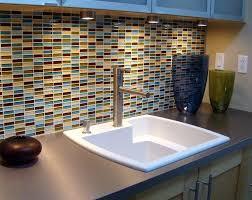 bathroom backsplash gorgeous glass mosaic tile