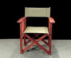 safari director s chair