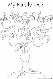 017 Template Ideas Printable Family Tree Templates