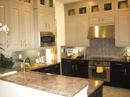 2 Tone Kitchen Cabinets Two Tone Kitchen Cabinets Modern Color Combination Kitchen