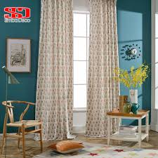 Turquoise Curtains For Living Room Compare Prices On Baby Bedroom Curtains Online Shopping Buy Low