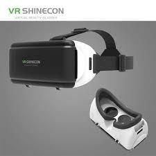 Kính thực tế ảo Vr shinecon G06 - Thiết bị thực tế ảo cho điện thoại Chơi  Tất Cả Game Vr Và Phim 360 -dc4440 chính hãng 250,000đ