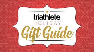 triathlete s holiday gift guide with the top tri gear that ll fill you and yours with holiday glee