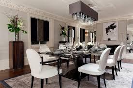 Luxury Decoration of Formal Dining Room Ideas