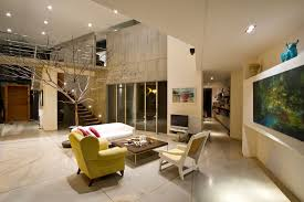 modern house inside. Brilliant House Nice Cream Nuance Of The Beautiful House Interior Designs That Has Yellow  Sofas Can Be Decor With Modern Lighting Add Beauty Inside  R