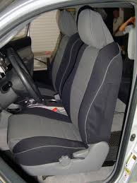 toyota tacoma front seat cover