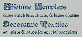 Desiderata Cross Stitch Chart The Desiderata