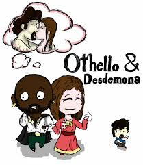 othello and desdemona by ultimatez on  othello and desdemona by ultimatez