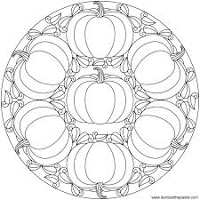 Small Picture 9 fun free printable Halloween coloring pages Mandala coloring