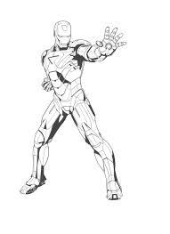 Tuyển tập các bức tranh tô màu Iron Man đẹp nhất dành cho bé | Sách tô màu, Trang  tô màu, Hình ảnh