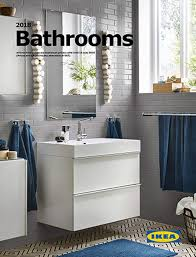 ikea lighting catalogue. This Is The Cover Of Bathrooms Brochure Featuring A White GODMORGON Cabinet With Wash Ikea Lighting Catalogue