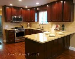 of kitchen remodel