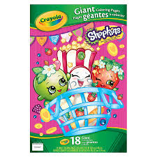 Small Picture Crayola Shopkins Giant Coloring Pages Toys R Us Australia Join