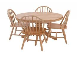 Round Kitchen Table And Chairs Sets Antique Round Oak Club Chairs