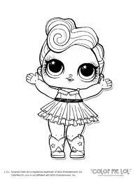 Coloring Pages Coloring Pages Bratz Dolls Beau Cute Lol Surprise