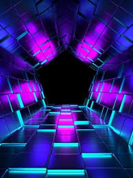 free hd wallpapers for mobile 240x320. Modren For 91 240x320 49717 Cubes Structure Black Preview Wallpaper Ubes  Rendering Tunnel Purple Inside Free Hd Wallpapers For Mobile I