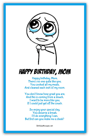 Happy Birthday Funny Quotes Fascinating Funniest Poems