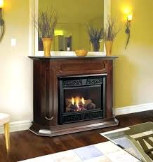 ventless gas fireplace logs s log vent free with remote control