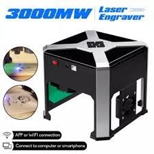 <b>WAINLUX K6</b> 17W USB Laser Engraver WIFI Printer Carver Desktop ...