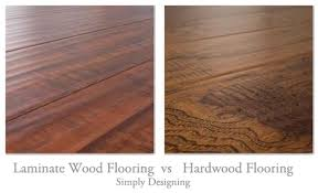 Floating Laminate Wood Flooring vs Real Hardwood Flooring | the pros and  cons of Laminate Flooring