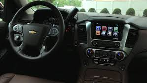 2015 Chevrolet Tahoe Interior Review - YouTube