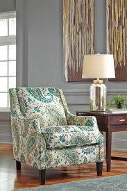 Traditional Accent Chairs Living Room Lochian Accent Chair By Signature Design
