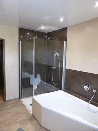 Badezimmer Ideen Dusche Und Badewanne