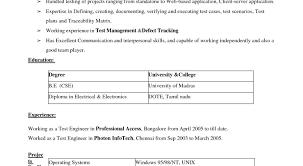 Resume Builder Websites Cashier Experience On Resume