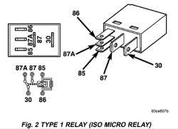 repair guides components & systems auto shut down (asd) relay 4 pin micro relay wiring diagram at Micro Relay Wiring Diagram