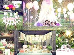 outdoor party decoration ideas decorations pictures dinner decorating birthday