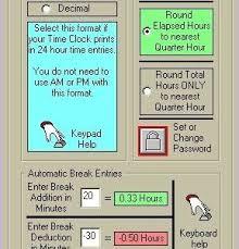 Decimal Time Clock Calculator Time Card Calculator Pro Apps On