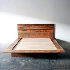 Flat Platform Bed Frame Design — Platform Beds : Building Flat ...