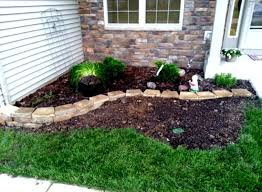 Front Yard Landscaping Ideas Small Area On Budget A Cheap And Easy Amys  Office