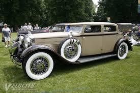 1930 Stutz SV16 Monte Carlo Enclosed 4-door by Weymann pictures