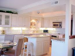 Modular Kitchen Wall Cabinets Beige Kitchen Walls With White Cabinets Quicuacom