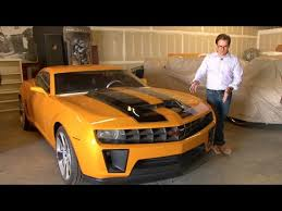 The new bumblebee transformers spinoff is coming, and he's not a camaro video. Original Bumblebee Camaro From Transformers On Everyman Driver Youtube