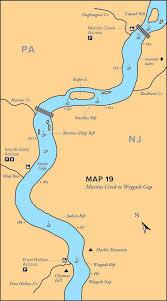 Gap Mileage Chart Maps