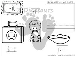 Word Family Coloring Pages New Cvc Word Family Coloring Pages Short I Vowel 3 Dinosaurs