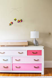 what color to paint furniture. View In Gallery Dresser With Painted Drawer\u0027s A Child\u0027s Bedroom What Color To Paint Furniture T