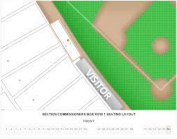 Ranger Seating Chart Barcodesolutions Com Co