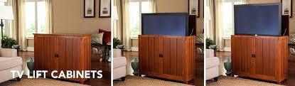 tv cabinet lift lift cabinets diy tv lift cabinet plans