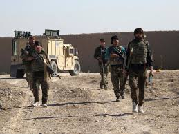 the long war in grows longer foreign policy afghan national army ana iers walk in helmand on 21 2015