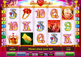 Queen of Hearts Deluxe Online Slot Game
