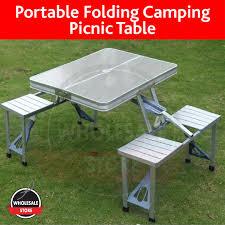 photo portable folding picnic table67