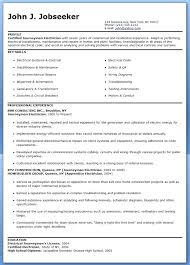 Electrical Resume Sample Master Electrician Resume Example 5