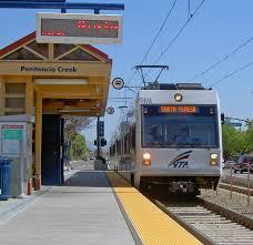 Vta Light Rail Timetable Santa Clara Valley Transportation Authority Light Rail