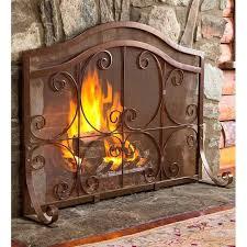 fireplace screen single panel iron fireplace screen outdoor fireplace screens fireplace screen fireplace screens